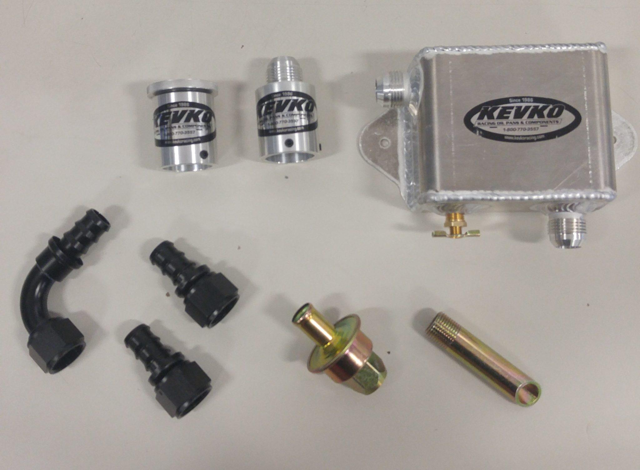 Kevko Evac Kit Parts