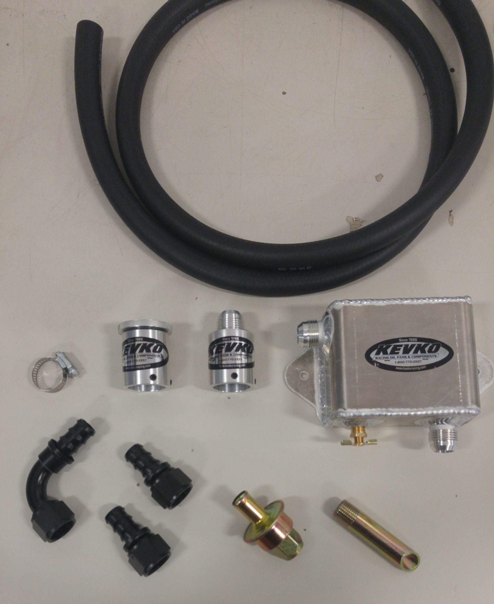 Kevko Evac Kit Parts w/ Hose