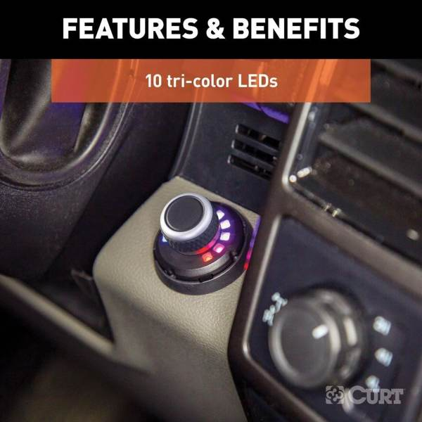 10 Tri-colored LED Light Dial