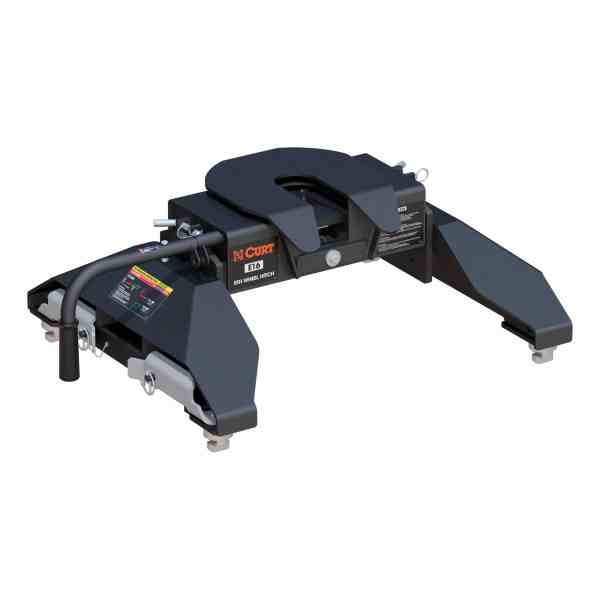 Curt E-Series 5th Wheel Hitch With Puck System OEM Legs