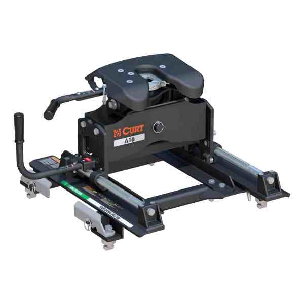 Curt A-Series Hitch For Short Bed