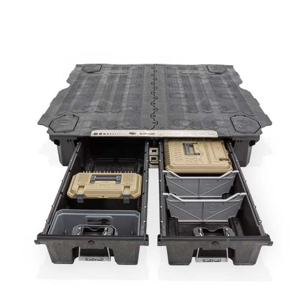 DECKED Truck Bed Cargo Drawers