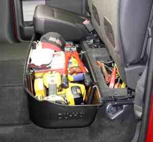 Du Ha Under Seat Storage