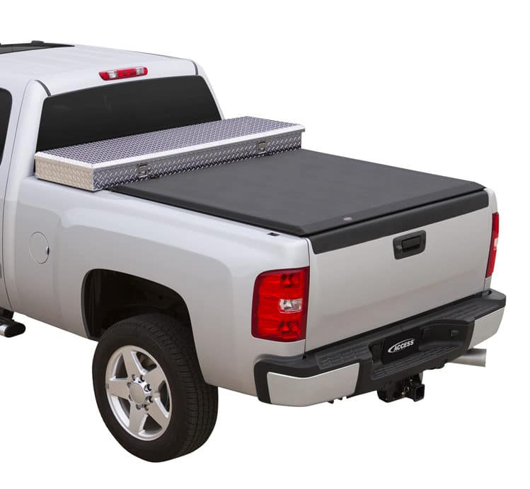 Access Toolbox Edition Tonneau Cover Chevy Truck