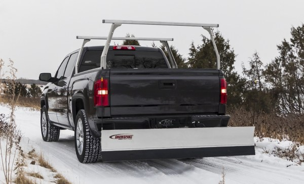 Move Tons of Snow Easily