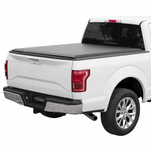 Access Limited Tonneau on Ford F150