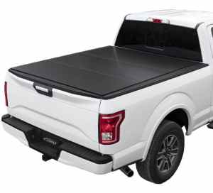LOMAX Black Matte Cover on Ford F150