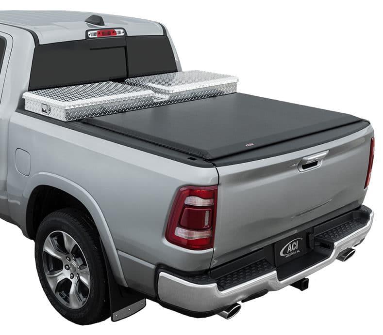 Access Toolbox Edition Tonneau Cover Ram Truck
