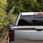 Access Vanish on Ram Truck Rear View