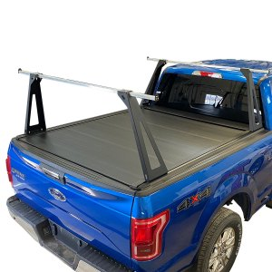 RHR Retracting Tonneau & Rack Combo