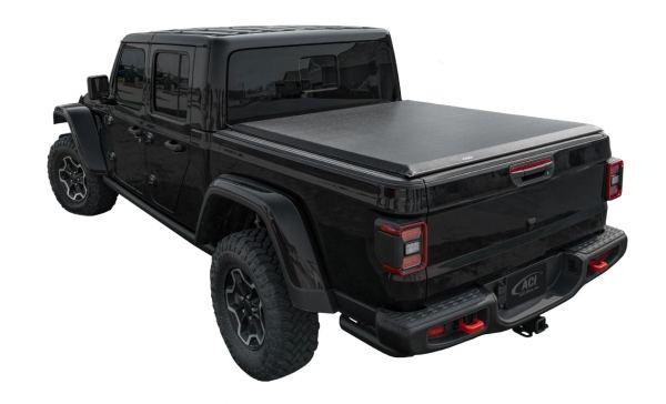 Access LiteRider on Jeep Gladiator