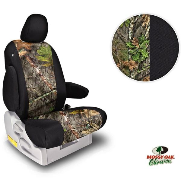 Northwest Two-Tone Mossy Oak Seat Covers