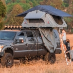 3 Person Capacity Overland Rack Tent