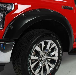 EGR-Bolt On Fender Flares Ford F150