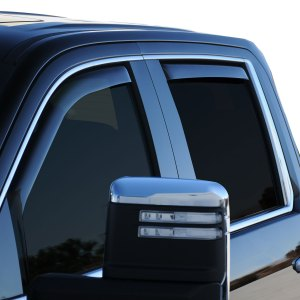 EGR SlimLine In-Channel Side Window Visor Ford
