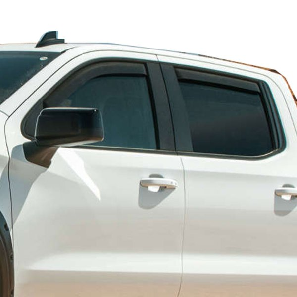 EGR Side Window Deflectors GMC