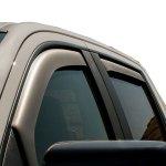 EGR SlimLine In Channel Window Visor Ford