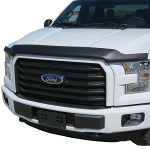 EGR Superguard Matte Black Hood Shield Ford F150