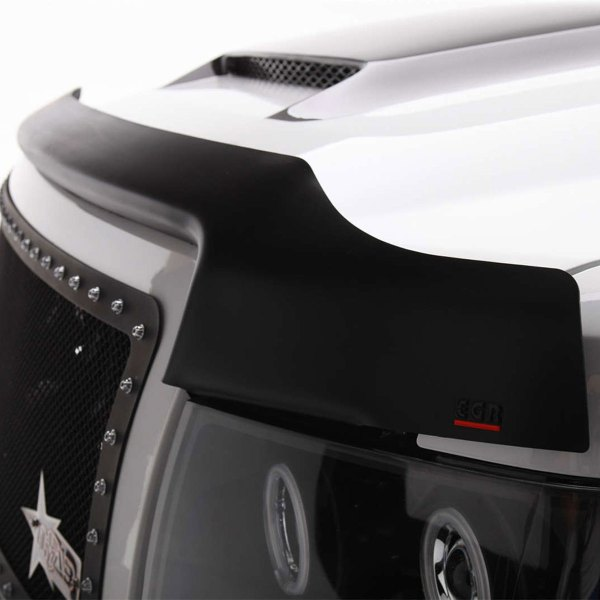 EGR Superguard Matte Black Hood Shield Ford