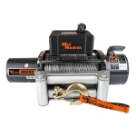 Mile Marker Sec95 9500lb Winch With Steel Cable 76-50246BW