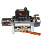 Mile Marker SEC8 8000lb Winch With Steel Cable 77-50141W