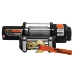 Mile Marker PE5000 Waterproof Winch With Steel Cable 77-50120
