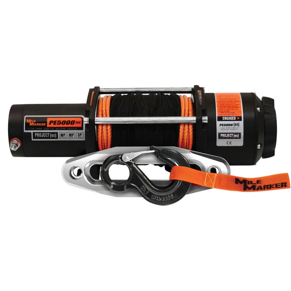 Mile Marker PE5000 With Synthetic Rope 77-53120