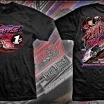 Scott Bintz Racing T-Shirt 2021 Black