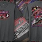 Scott Bintz Racing Tee Shirt 2021 Charcoal Grey