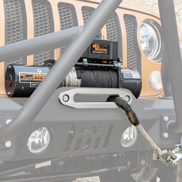 Mile Marker Waterproof Winches