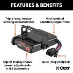 Curt TriFlex Features