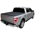 LOMAX Black Diamond Mist Tonneau Covers Ford