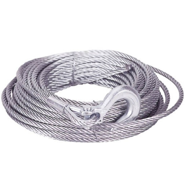 Mile Marker Steel Replacement Cable