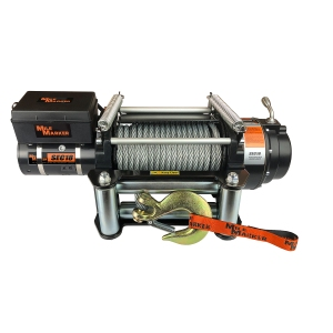 Mile Marker SEC18 Waterproof 18000 lb. Winch 77-50280W