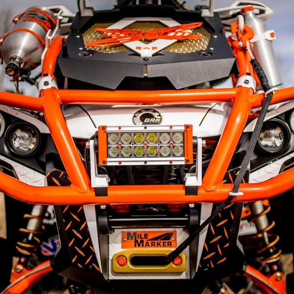 Mile Marker Waterproof ATV Winch