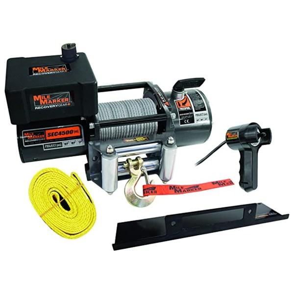 Mile Marker SEC4500 Complete Kit 76-50115bw