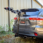 Premium Hitch Mounted Bike Rack