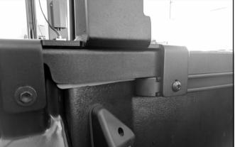 Toyota Tacoma Venture TEC Deck Rail Plates