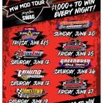 Rebel MW Mod Tour Flier