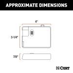 TriFlex Approximate Dimensions