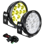 Vision X Cannon ADV Series LED Round Lights