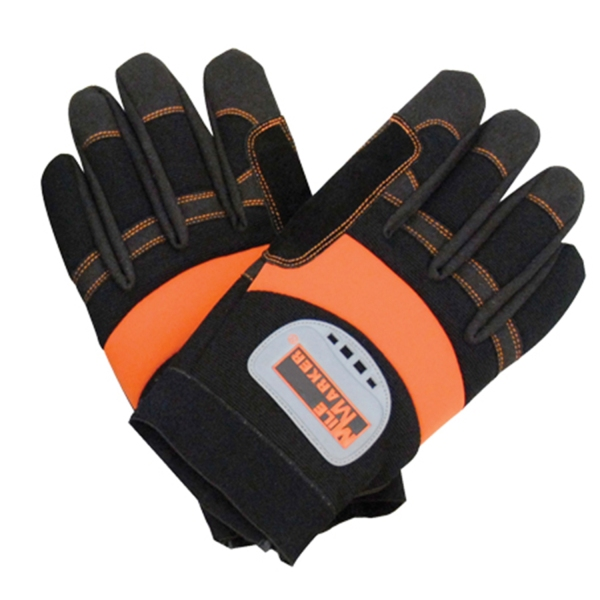 One Pair Of Mile Marker Recovery Gloves Included w/ Both Kits
