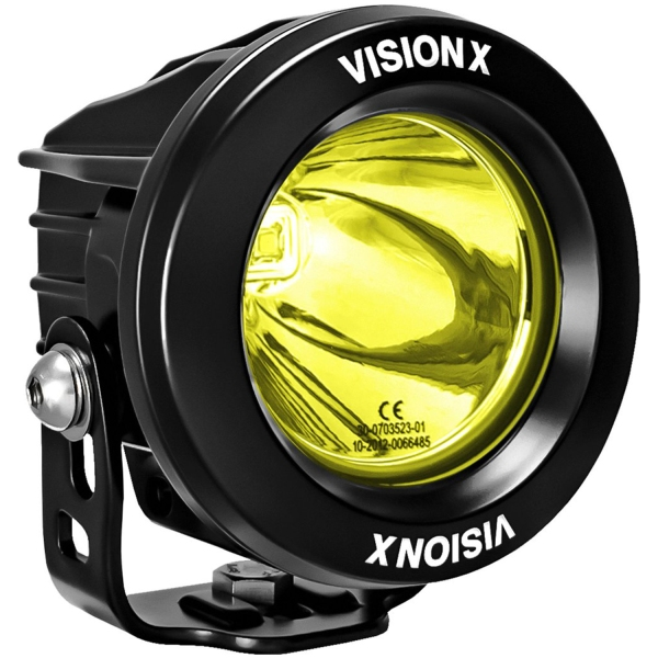 """CG2 Cannon Selective Yellow 3.7"""" Round Light"""