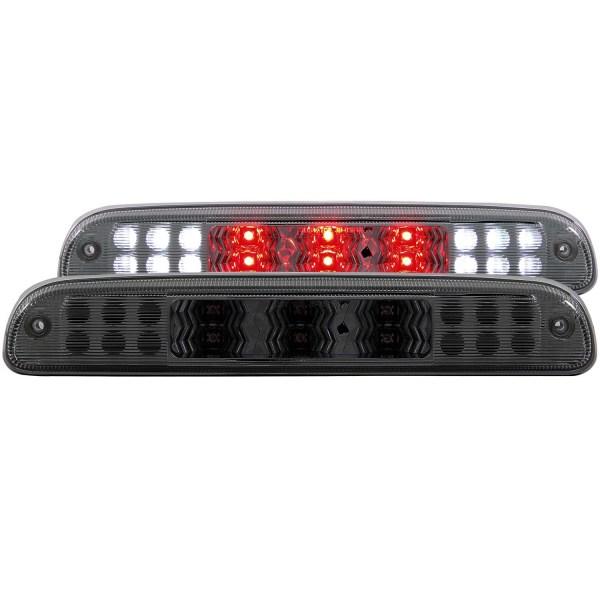 Anzo Chrome LED Third Brake Lights w/Smoke Lens -Ford F250 / F350 / F450 / F550