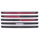 Anzo USA LED Lighted Tailgate Cap 5 Function