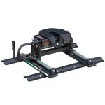 Curt E-Series 16,000 lb. 5th Wheel Hitch w/ Rollers & Rails 16616