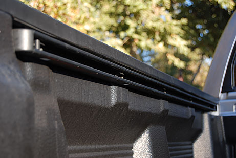 Tie-down Utility Truck Bed Rails