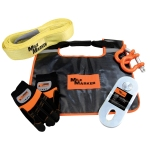 Mile Marker Off-Road Winch Accessories Kit w/ Winch Dampening Bag