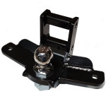 Shocker Ball Mount With Sway Control Tabs