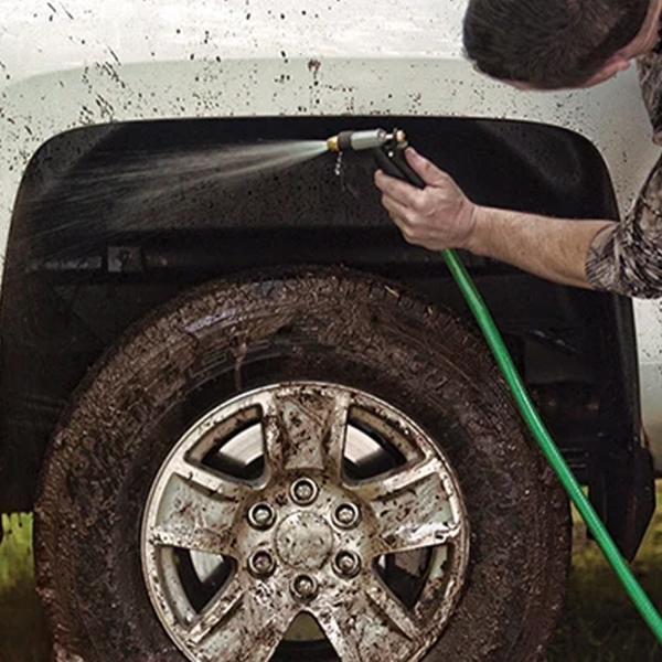 Easy Spray Down Cleaning